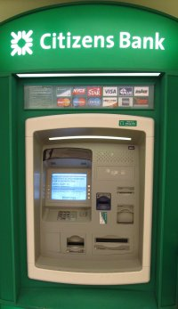 Citizens Bank ATM
