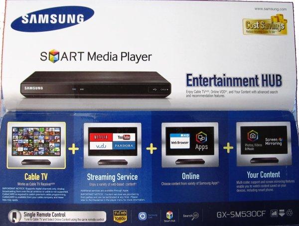 Samsung Smart Media Player