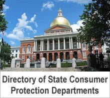 State consumer depts.